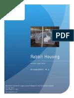 Rabbit Housing Manual