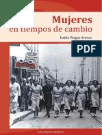VARGAS, Iraida. Mujeres en Tiempos de Cambios