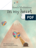 Childrens Meditation in My Heart Copyright