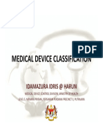 Medical Device Classification