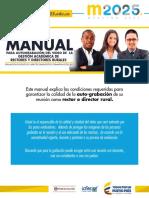 Manual Para Autograbacion Del Video de La Gestion Academica de Rectores y Directores Rurales