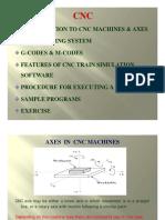 CNC Train Presentation