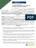11.-Acta Constitutiva Capacitacion y Adiestramiento