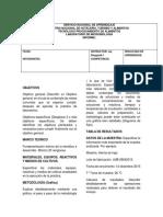 Instructivo de Elaboración de Informes de Laboratorio