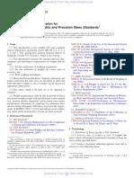 ASTM-E617-13