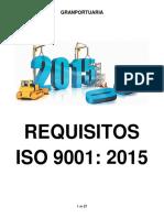 Introducción ISO 9001 2015
