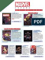 Proximas Novedades Marvel - Octubre 2017