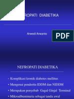 Nefropati Diabetika