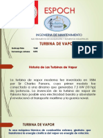 Turbinas de Vapor - Guilcapi - Samaniego