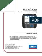 Manual Microlog CMXA