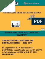 Detracciones Del Igv