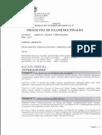 Programa Derecho Laboral y Previsional 2017