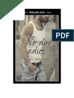 Eirabella Mery - No Dire Adios