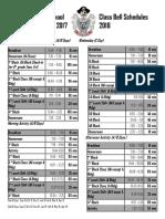 bhs bell schedule 1718 v  2