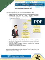 Actividad de Aprendisaje 6-Evidencia 4-Registro y Codificacion de Datos