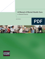 Mental Health Care Details