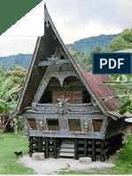 Bentuk Rumah Adat Di Tapanuli Sumatera Utara