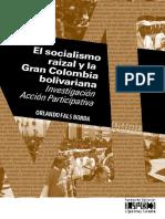 Fals Borda. Socialismo Raizal-IAP