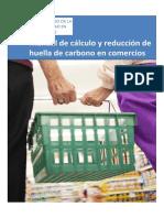 Manual de cálculo y reducción de huella de carbono en comercios