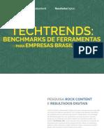 TechTrends - Benchmarks de Ferramentas Para Empresas Brasileiras