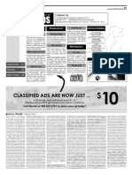 Claremont COURIER Classifieds 8-11-17