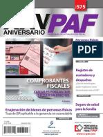 PAF 2da Septiembre 2013