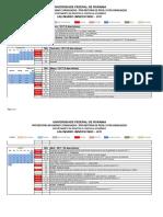Calendrio Universitrio 2017 - PDF - 1 Alterao