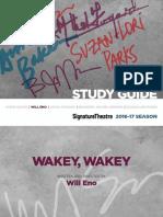 Wakeywakey Study Guide 7