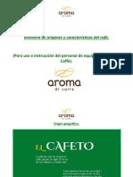 Guía Rápida de Café.