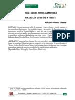 Artigo- Contrato e estado de natureza.pdf