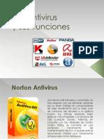 Antivirus y Sus Funciones