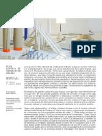 Dossier Presentación Plan General de Ordenación Urbana. Casa Sostoa