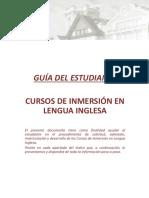 Guía Del Estudiante 2014