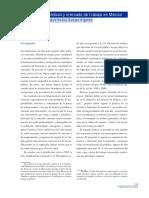 4. Medicos y Mercado de Trabajo