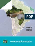 Caderno Da Regiao Hidrografica Atlantico Nordeste Oriental
