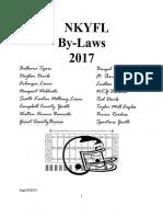2017 NKYFL Bylaws