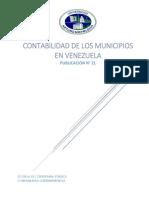 Contabilidad de Los Municipios en Venezuela