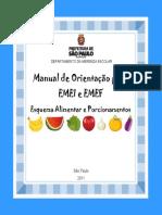 Manual Emei Emef 2011