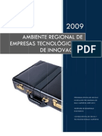 Empresas Base Tecnológica B.C. 2009