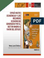 Balance Social 2009 Mineria Peruana