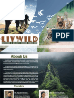 Livwild Corporate Brochure