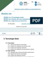 Proyectos Energia Solar