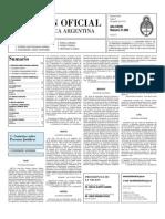 Boletin Oficial 02-08-10 - Segunda Seccion