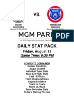 8.11.17 vs. TNS Stat Pack