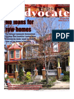 November 2006 National Fair Housing Advocate