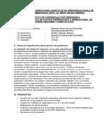 Proyecto de Aprendizaje Emergencia Para II.ee. Con Dcn y r.r.199