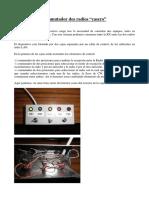 Conmutador SO2R Casero