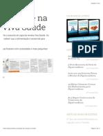 Dieta da Tireoide na Revista Viva Saúde