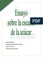 azucaraso
