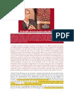 2- El Desafío de La Inclusión Educativa- Flavia Terigi